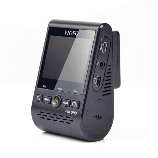 Viofo A129 PRO 4K Gps'li Araç Kamerası