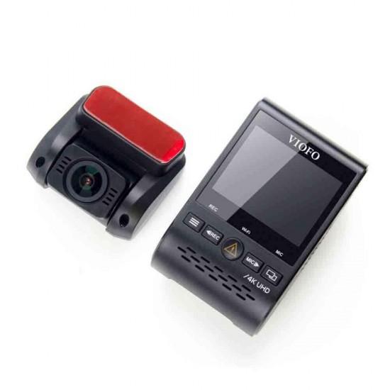Viofo A129 Pro Duo 4K Gps'li Araç Kamerası