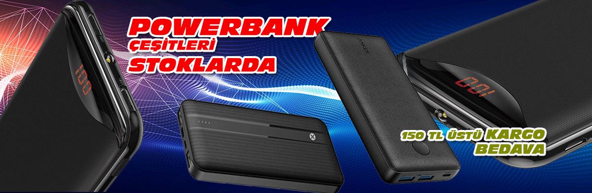powerbank çeşitleri ayestore.com.tr'de
