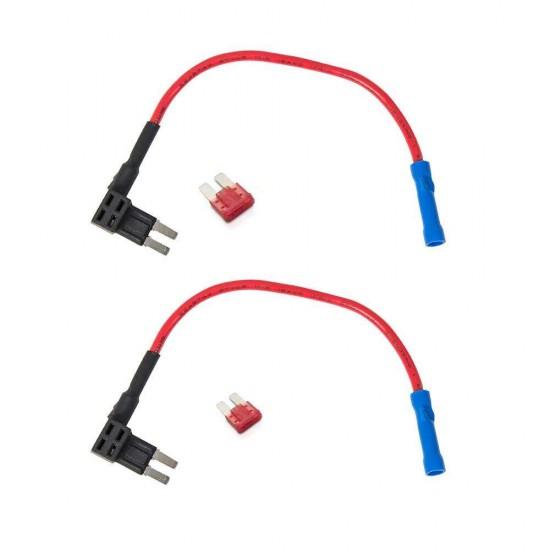 Fuse Tap Micro2 (Ford) Tip Sigorta Kutusu Bağlantı Aparatı - 2 Adet