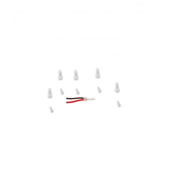 10 Adet Yüksüklü Buat Klemens / Kapama Parçası 1,25mm2