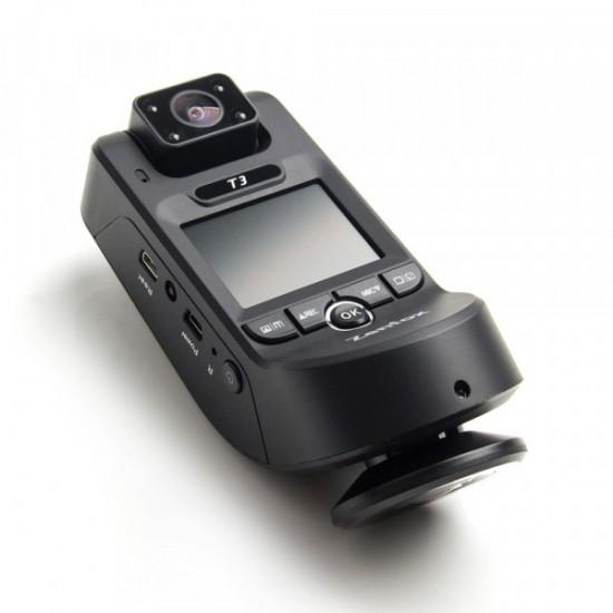 Zenfox T3 WiFi 3 Kameralı 2K Araç Kamerası